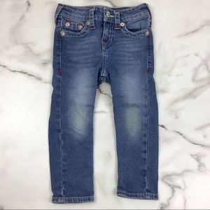 True Religion 3T Jeans S. E. Skinny Boys